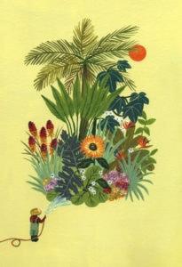 Dibuix de plantes